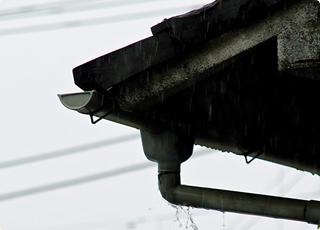 雨どい工事